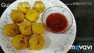 Gujarati Batata Vada Recipe / Simple, Quick and Easy Recipe