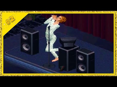 Let's Play The Sims 1 Super Star #2/To The Stars