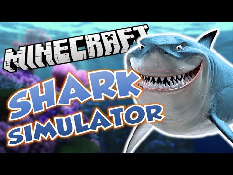 un shark simulator wtf dans minecraft no mod minecraft fr  un shark simulator wtf dans minecraft no mod minecraft 1 8 fr