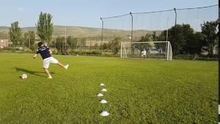 Vardan Arzoyan's free kick | FC Ararat Yerevan