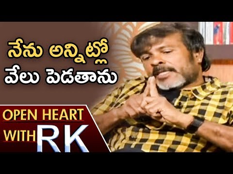 Cinematographer Chota K Naidu About His Popularity | Open Heart With RK | ABN Telugu