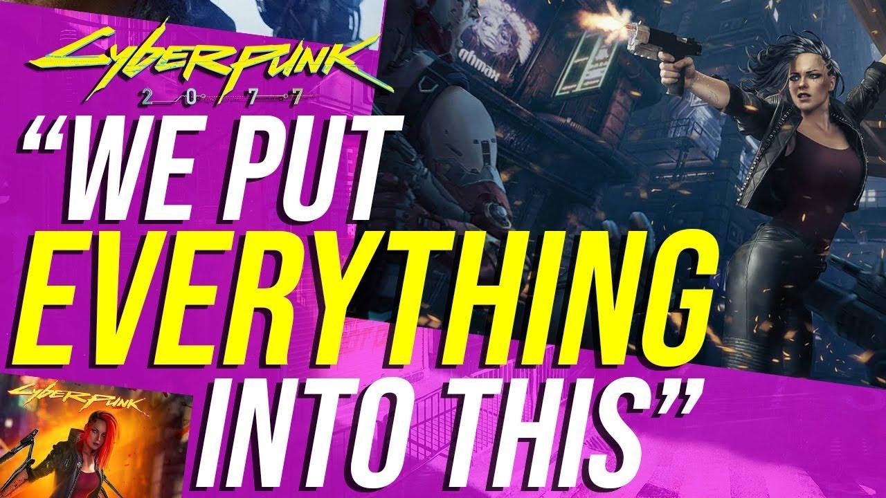 Cyberpunk 2077 News - Adult Themes, Cheating On Partners, Body Types & Developer Answers! thumbnail