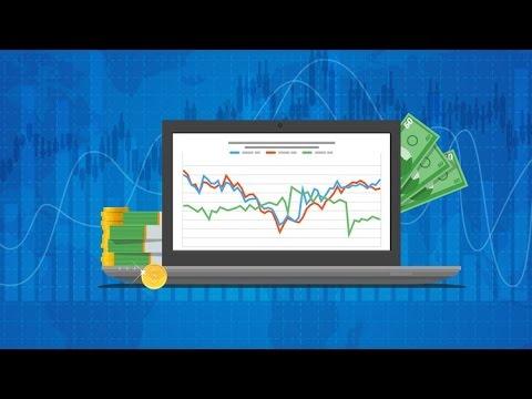 stock market 6 using excel to track your stock portfolio youtube