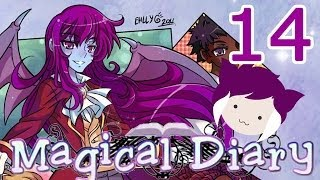MAGICAL DIARY Part 14 - Is this...love?