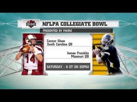 ESPN 2014 NFLPA Collegiate Bowl PROMO