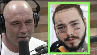 "Joe Rogan on Post Malone's ""Always Tired"" Face Tattoo"