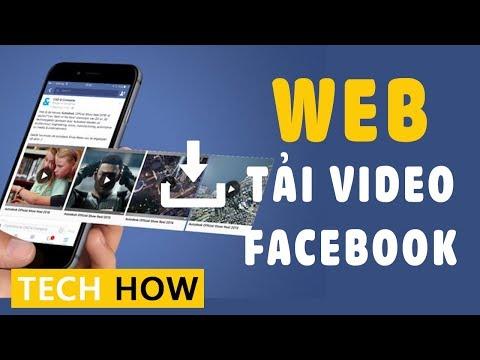 Tải video Facebook về điện thoại android, iphone | MÊ THỦ THUẬT