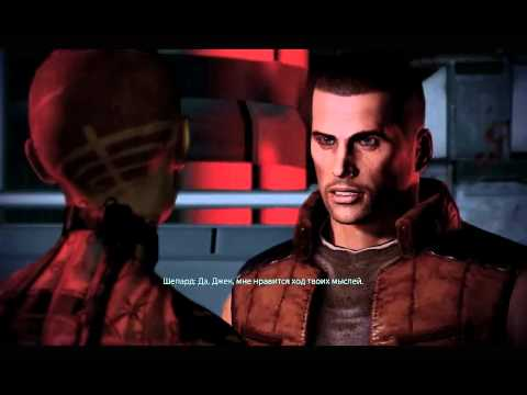 Mass effect 2 jack sex