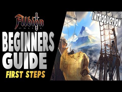 Albion Online | Beginners Guide | Introduction to Albion - Your First Steps