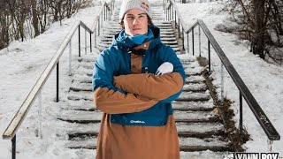 Seb Toots wins X Games Real Snow Fan Favorite - Winter X Games