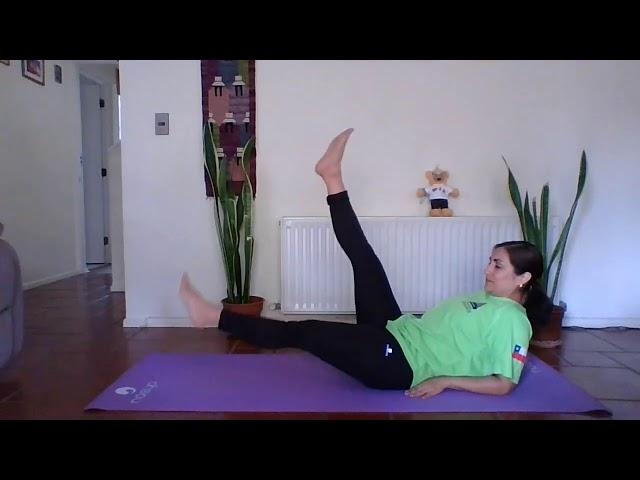 Yoga para niños por Lizette Lacourt, psicopedagoga del colegio Pumahue Huechuraba