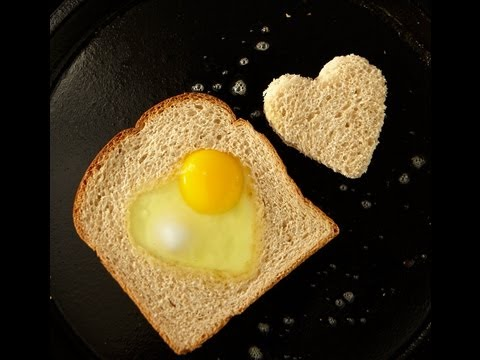 Breakfast Recipes for Kids: How to Make an Egg in the Hole - Weelicious