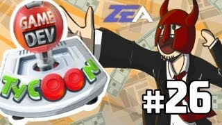 Game Dev Tycoon: Activision & Ea Working Together? & Sherlock: The Game