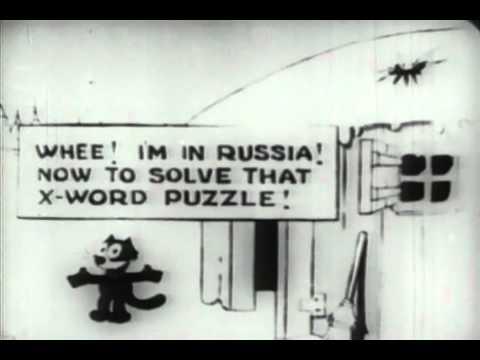 Felix All Puzzled (1924)