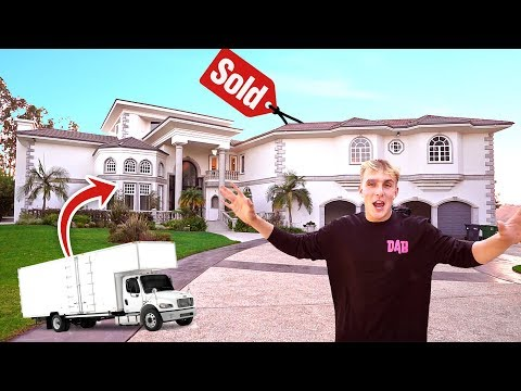 EXCLUSIVE TOUR OF THE NEW TEAM 10 HOUSE *amazing*