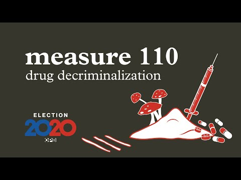 Oregon Measure 110 explained
