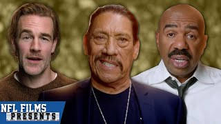 Celebrities' All-Time Favorite NFL Players | NFL Films Presents