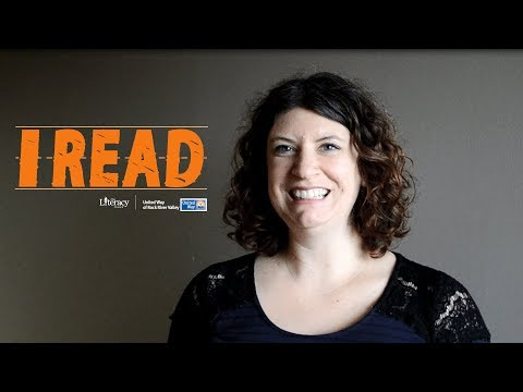 I READ Volunteer Reading Mentor - Julie Eshleman