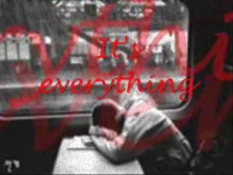 Red-Nothing and Everything (lyrics on screen)