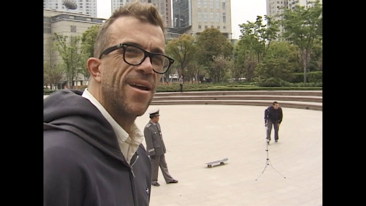 Jake Phelps Picture: Jake Phelps RIP Andrew Allen Switch Ollie Disaster Moment