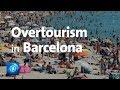 Phänomen Overtourism am Beispiel von Barcelona
