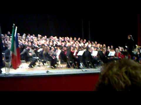 Concerto 150 anni Unità nazionale San Benedetto - L'inno di Mameli