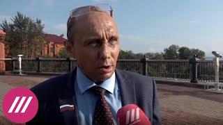 Протесты в Хабаровске - день 22. Наливкин вышел к протестующим, митинги в поддержку по всей стране