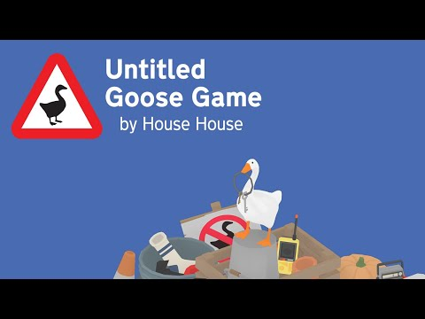 Untitled Goose Game - Physische Edition