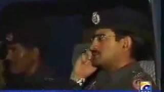 Real Police Encounter In Karachi-Pakistan police Magazine.mp4