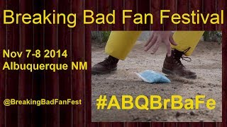 Albuquerque Breaking Bad Fan Festival