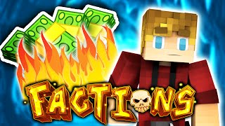 Minecraft Factions: RIP HALF A MILLION $$$! #36
