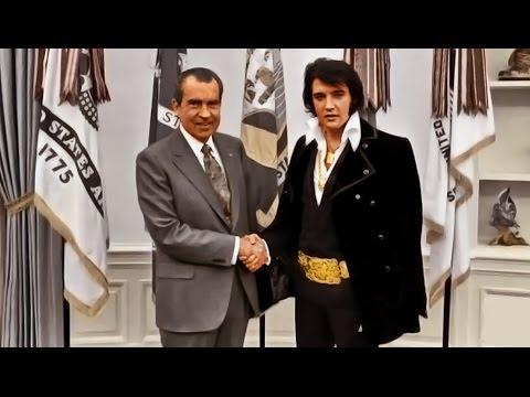 Elvis & Nixon: December 1970