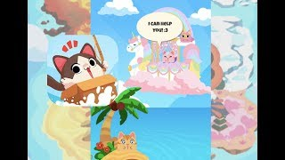 Sailor Cats - collect all the fisher kittens! game video for kids