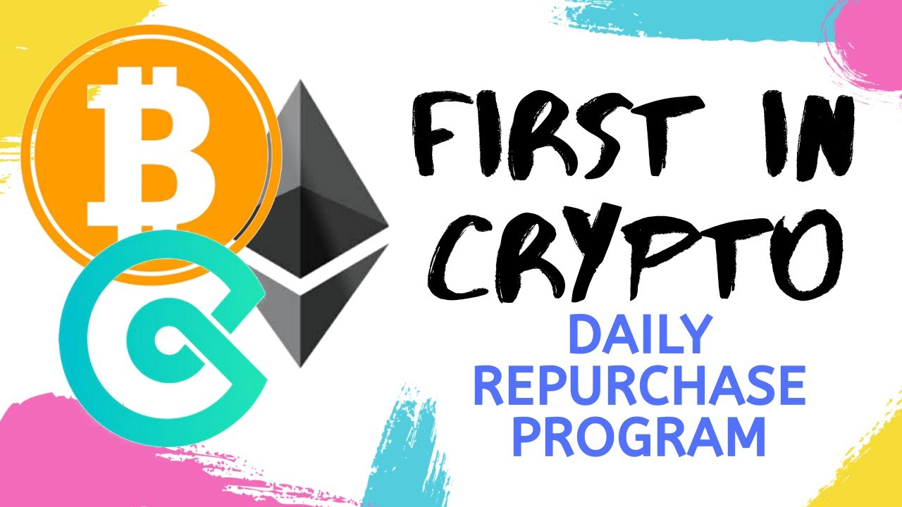 FIRST IN CRYPTO | Daily Repurchase Program | Coinex | Tagalog