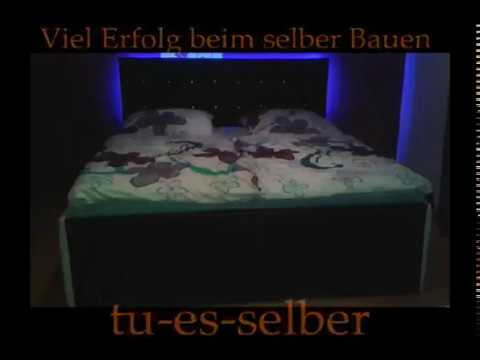 designer bett selber bauen designer bett selber machen youtube. Black Bedroom Furniture Sets. Home Design Ideas