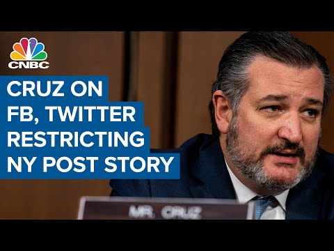Sen. Ted Cruz: 'Last 24 hours marked a dramatic escalation and it crossed a new line'
