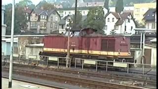 Bahn Ostalgie