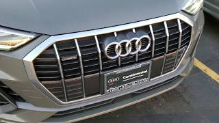 Brand New 2020 Audi Q3 Premium Plus S-Line Start Up and In-Depth Review