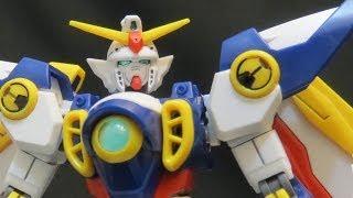 Robot Damashii Gundam Wing & Kshatriya announced!  New Gundam toy news  ガンダム