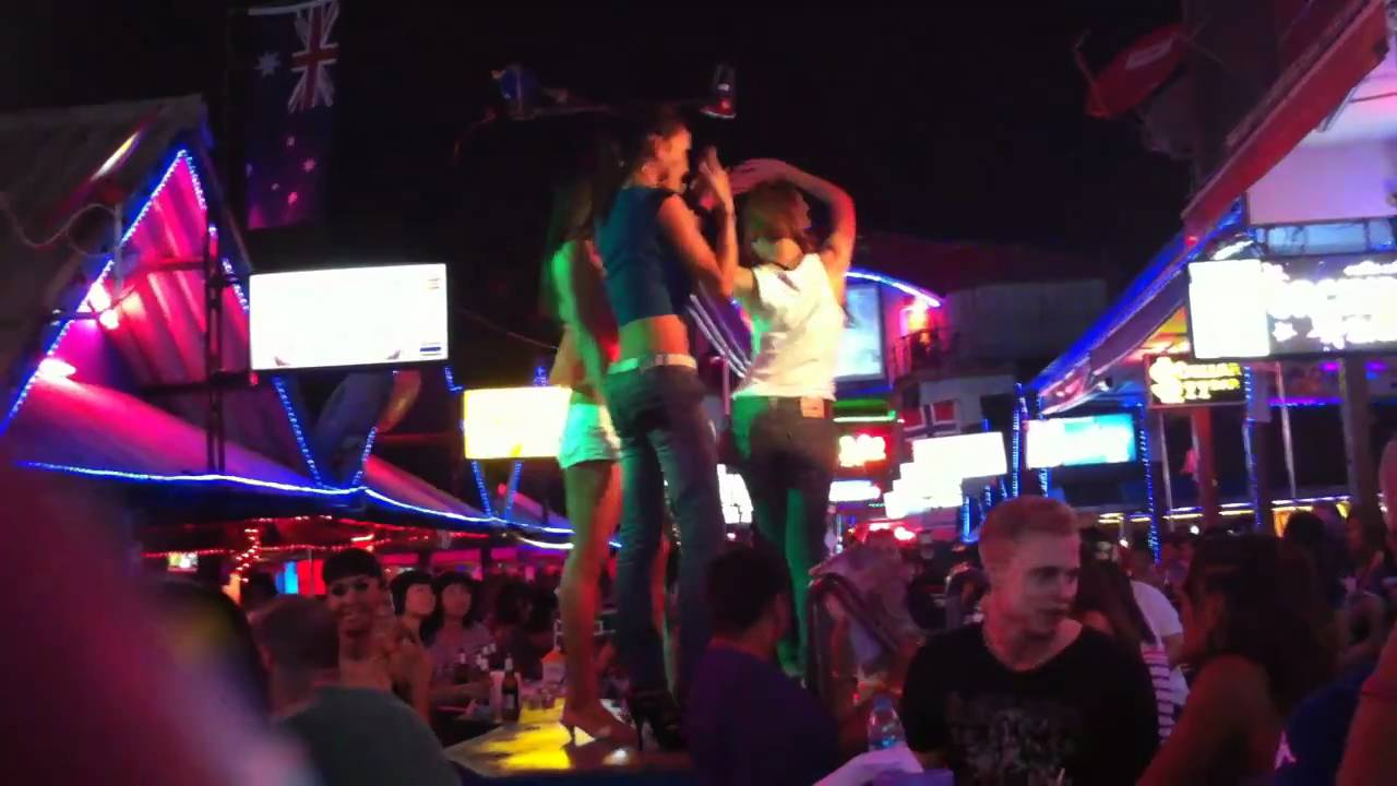 Phuket : Night Live Bangla Road Patong - YouTube