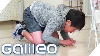 Das Sauberste Land Der Welt: Wieso Ist Es In Japan So Sauber? | Galileo | ProSieben
