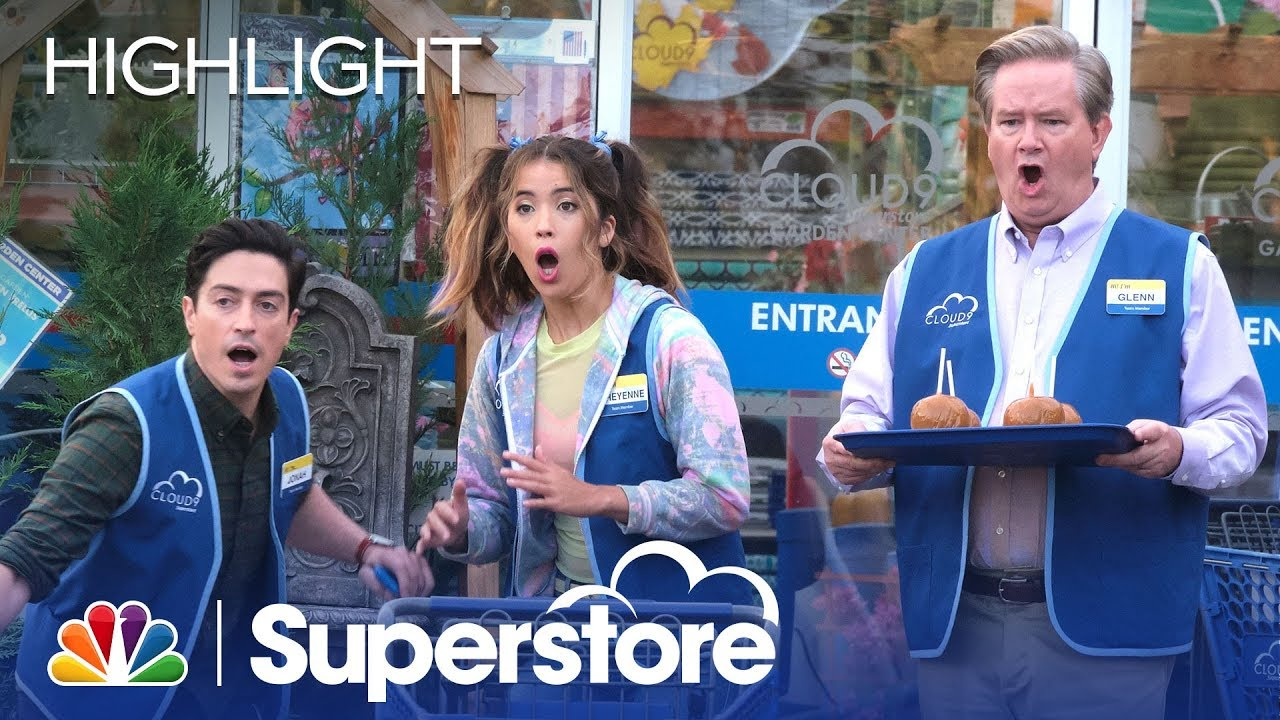 Download Dina Gets Hit by a Car - Superstore