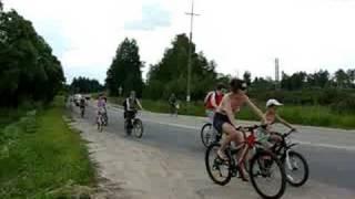 Геймплейное видео T-FLEX Велогонка(Заезд по Дмитровскому району Подмосковья., 2008-07-09T12:46:36.000Z)