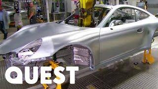 PORSCHE 911 | How It's Made: Dream Cars