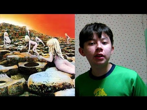 Led Zeppelin - HOUSES OF THE HOLY Album Review