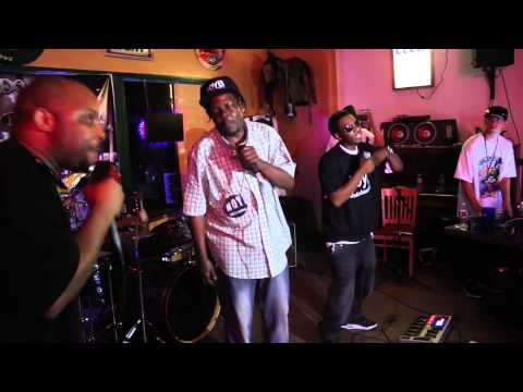 """Reek Daddy """"Pimped Out"""" (Live Version) - Mendo County Tribute Concert"""