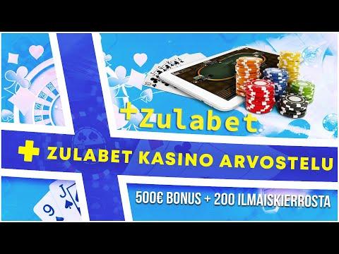 Zulabet Casino Online 【TÄYSI arvostelu & kolikkopelit 2021】 video preview