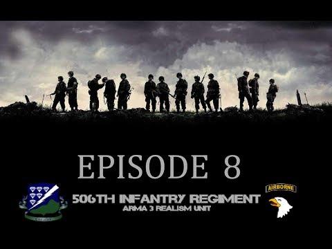 Arma 3 WW2 Mod - Behind Enemy Lines Episode 8
