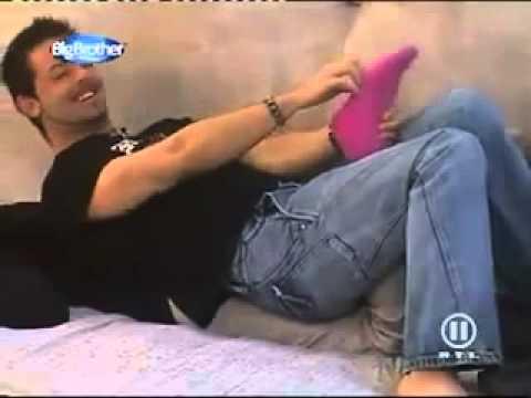 Tickle black socks