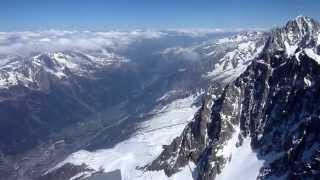 Mont Blanc HD panorama